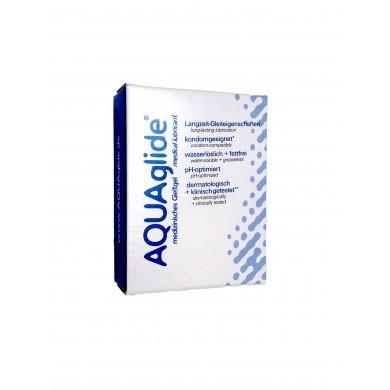 Aquaglide lubricante base agua pack de 6 monodosis