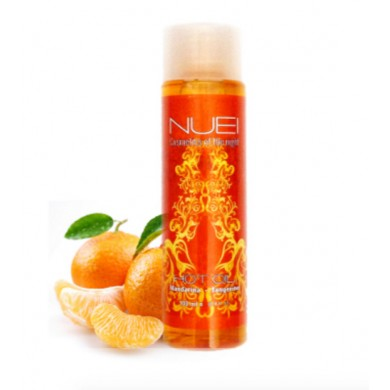 Hot Oil, aceite efecto calor Mandarina Nuei