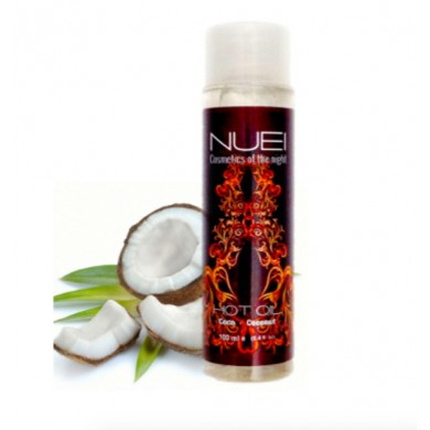 Hot Oil, aceite efecto calor Coco Nuei