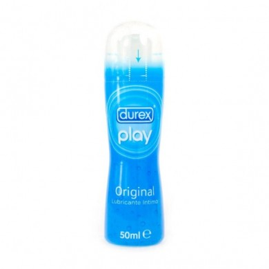 Lubricante Durex Play Original