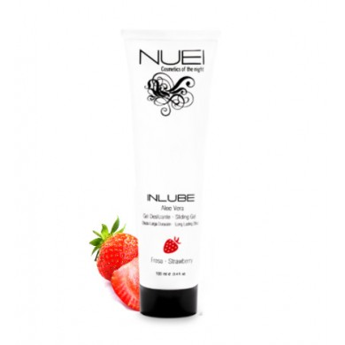 Lubricant Sliding Gel Strawberry NUEI
