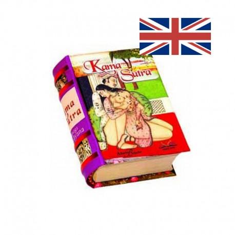 Libro Miniatura Kama Sutra INGLES
