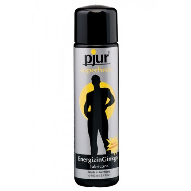 Pjur Superhero Energizing Ginkgo 100ml
