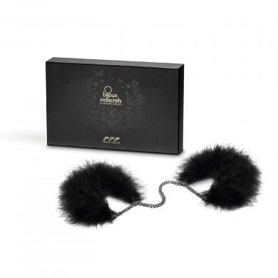 ZA ZA ZU Feather handcuffs