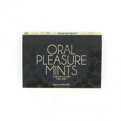 Oral Pleasure Mints - Peppermint
